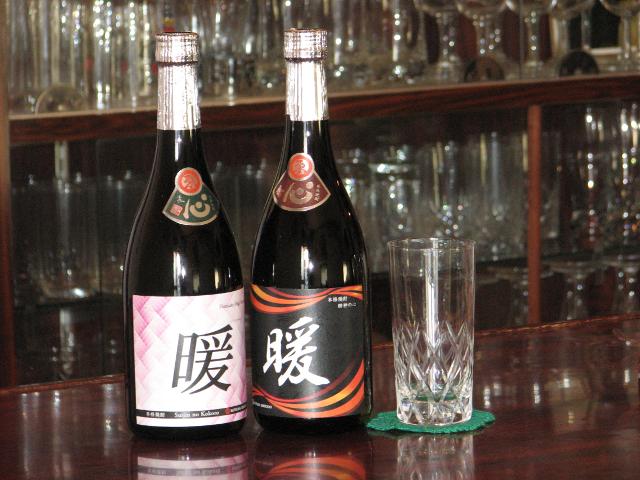 モンドセレクション金賞受賞の薩摩焼酎「酔神」を オリジナルラベルで味わって頂きます。